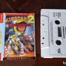 Videojuegos y Consolas: KIKSTART 2 COMMODORE. Lote 155957494