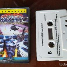 Videojuegos y Consolas: CONVOY RAIDER COMMODORE. Lote 155957618