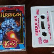 Videojuegos y Consolas: TURRICAN COMMODORE. Lote 155957818