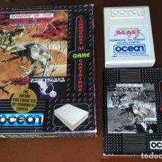 Videojuegos y Consolas: SHADOW OF THE BEAST CARTUCHO COMMODORE. Lote 155958222