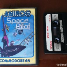 Videojuegos y Consolas: SPACE PILOT COMMODORE. Lote 155960722