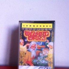 Videojuegos y Consolas: WIZARD WARZ. JUEGO COMMODORE 64. Lote 157816666
