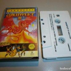 Videojuegos y Consolas: JUEGO COMMODORE GAUNTLET 2. Lote 160600698