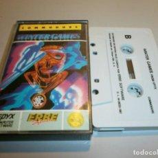 Videojuegos y Consolas: JUEGO COMMODORE WINTER GAMES. Lote 160600798