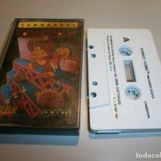 Videojuegos y Consolas: JUEGO COMMODORE DONKEY KONG. Lote 160602058