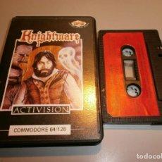 Videojuegos y Consolas: DIFICIL JUEGO COMMODORE KNIGHTMARE. Lote 160603334