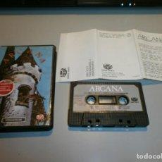 Videojuegos y Consolas: DIFICIL JUEGO COMMODORE ARCANA. Lote 160603394