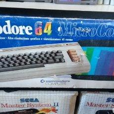 Videojuegos y Consolas: COMMODORE 64+ DATASET LEER ANTES DE COMPRAR. Lote 166497617