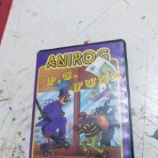 Videojuegos y Consolas: JUEGO ANIROG PC FUZZ COMMODORE 64. Lote 166639078