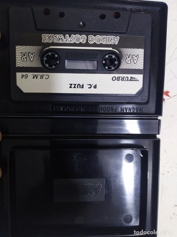 Videojuegos y Consolas: Juego anirog pc fuzz Commodore 64 - Foto 3 - 166639078