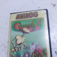 Videojuegos y Consolas: JUEGO ANIROG COMMODORE 64 CYBOTRON . Lote 166639162