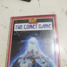 Videojuegos y Consolas: JUEGO COMMODORE AMSTRAD ATARI SPECTRUM THE COMET GAME CASETTE CAJA GRANDE . Lote 166639330