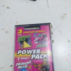 Videojuegos y Consolas: JUEGO COMMODORE 3 EN 1 SPHINX JINX, FAST, FIRELORD. Lote 166639542