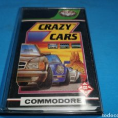 Videojuegos y Consolas: JUEGO COMMODORE CRAZY CARS. Lote 167779644