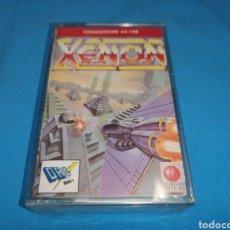 Videojuegos y Consolas: JUEGO COMMODORE 64/128 XENON, SIN DESPRECINTAR. Lote 167780856