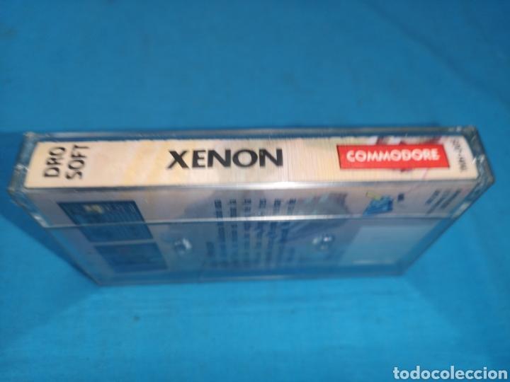 Videojuegos y Consolas: Juego Commodore 64/128 xenon, sin desprecintar - Foto 4 - 167780856