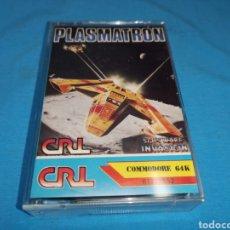 Videojuegos y Consolas: JUEGO COMMODORE 64, PLASMATRON. Lote 167784430