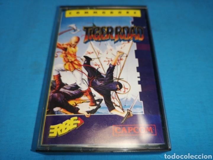 Videojuegos y Consolas: Juego Commodore 64, tiger road by u. S. Gold - Foto 2 - 167784981