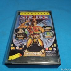 Videojuegos y Consolas: JUEGO COMMODORE 64, STRIDER BY CAPCOM. Lote 167786340
