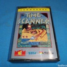 Videojuegos y Consolas: JUEGO COMMODORE 64, TIME SCANNER BY ACTIVISION. Lote 167791734