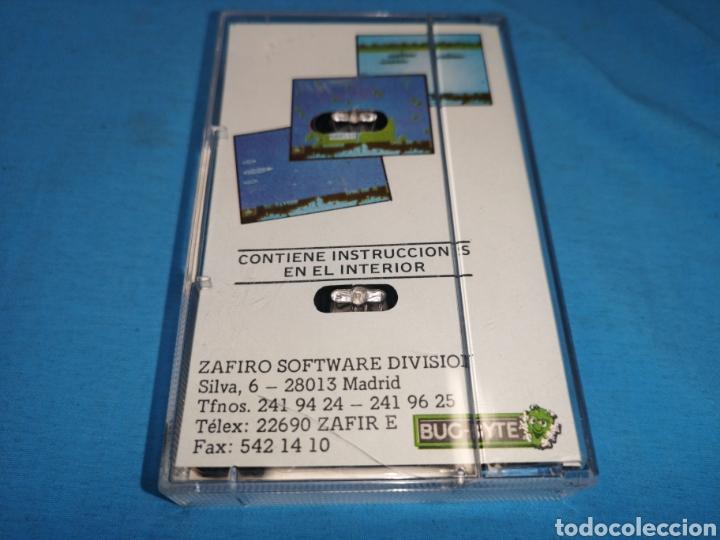 Videojuegos y Consolas: Juego Commodore 64, death wake - Foto 3 - 167798018
