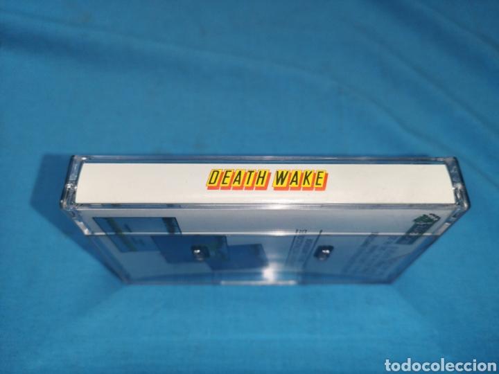 Videojuegos y Consolas: Juego Commodore 64, death wake - Foto 4 - 167798018