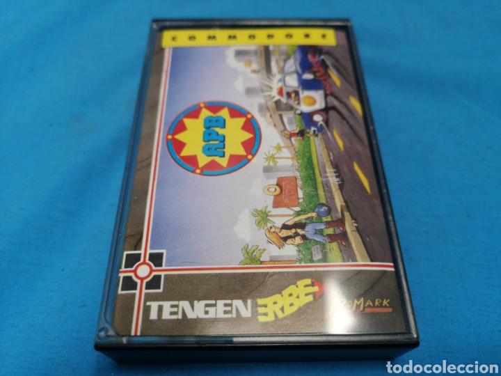JUEGO COMMODORE 64, APB BY DOMARK. (Juguetes - Videojuegos y Consolas - Commodore)