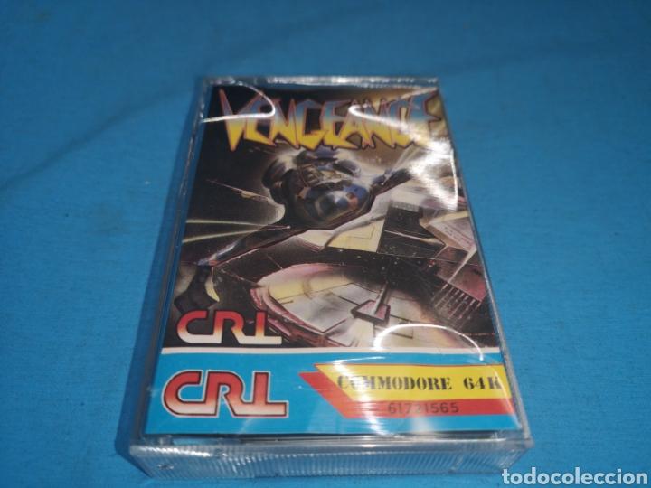 Videojuegos y Consolas: Juego Commodore 64, vengeance - Foto 2 - 167807536