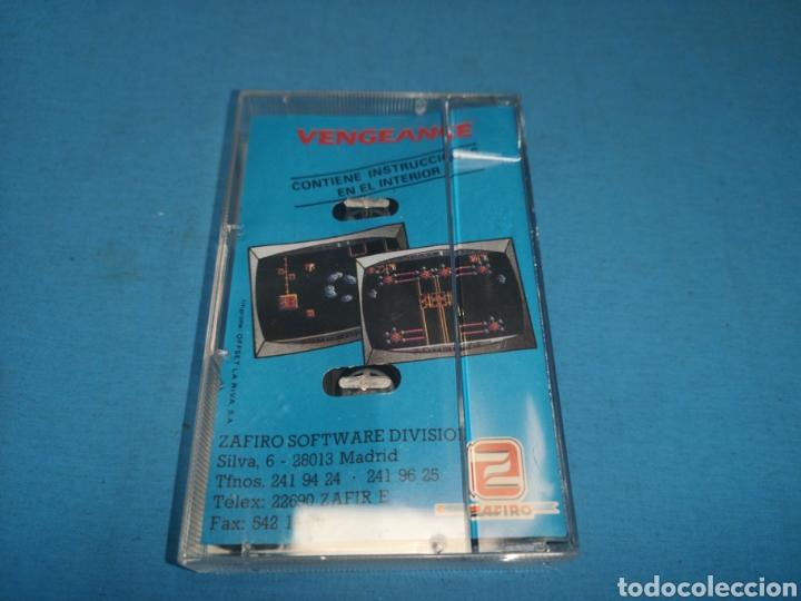 Videojuegos y Consolas: Juego Commodore 64, vengeance - Foto 3 - 167807536