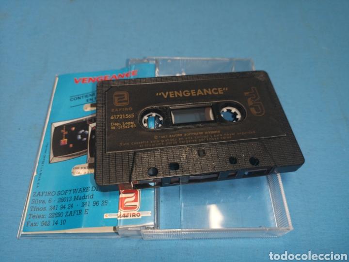 Videojuegos y Consolas: Juego Commodore 64, vengeance - Foto 5 - 167807536