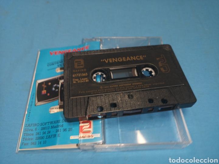 Videojuegos y Consolas: Juego Commodore 64, vengeance - Foto 6 - 167807536
