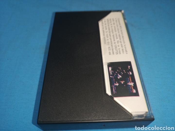 Videojuegos y Consolas: Juego Commodore 64, forgotten worlds by capcom - Foto 3 - 167808264