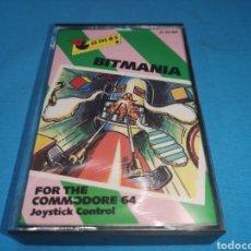 Videojuegos y Consolas: JUEGO COMMODORE 64, BITMANIA. Lote 167808926