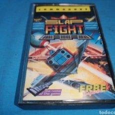 Videojuegos y Consolas: JUEGO COMMODORE 64, SLAP FIGHT FROM IMAGINE. Lote 167809658