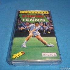Videojuegos y Consolas: JUEGO COMMODORE 64, INTERNATIONAL 3D TENNIS. Lote 167854252
