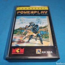 Videojuegos y Consolas: JUEGO COMMODORE 64, POWERPLAY, GY ARCANA. Lote 167855565