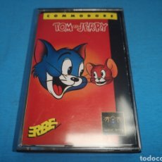 Videojuegos y Consolas: JUEGO COMMODORE 64, TOM & JERRY BY MAGIC BYTES. Lote 167856378