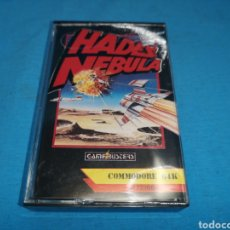 Videojuegos y Consolas: JUEGO COMMODORE 64, HADES NEBULA. Lote 167902358