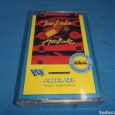 Videojuegos y Consolas: JUEGO COMMODORE 64, TEST DRIVE. Lote 167902694