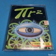 Videojuegos y Consolas: JUEGO COMMODORE 64, TTR2, PRECINTADO. Lote 167906909