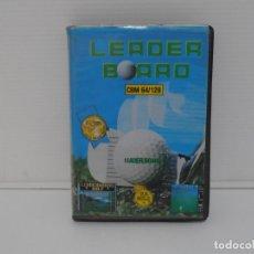 Videojuegos y Consolas - JUEGO COMMODORE 64, ESTUCHE RIGIDO, LEADER BOARD, SIMULADOR DE GOLF, US GOLD - 167976252