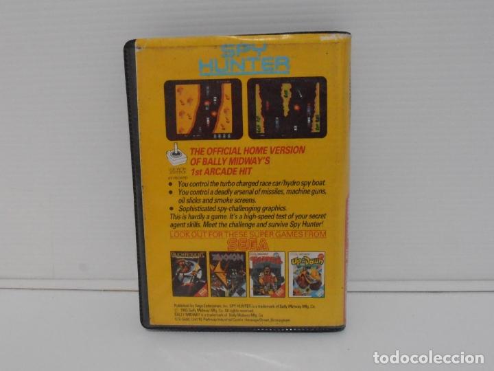 Videojuegos y Consolas: JUEGO COMMODORE 64, ESTUCHE RIGIDO, SPY HUNTER, ERBE SOFTWARE - Foto 3 - 167979928