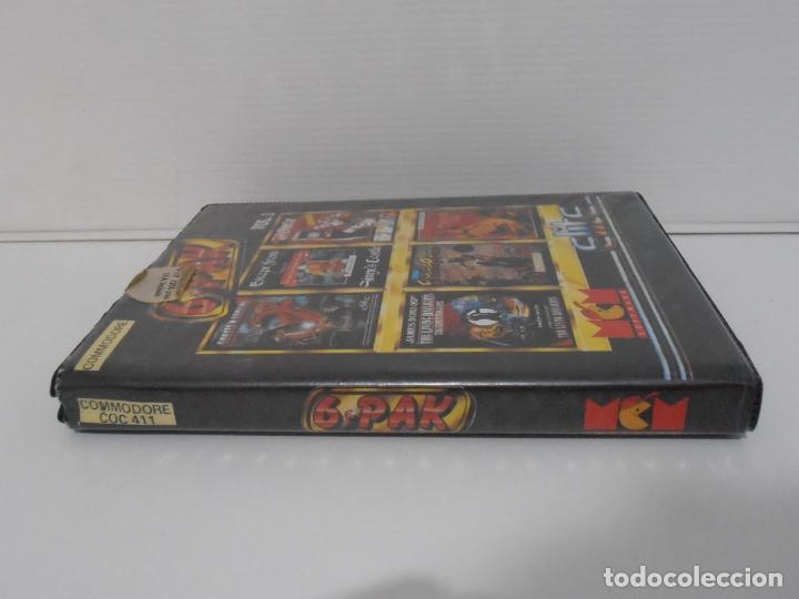Videojuegos y Consolas: JUEGO COMMODORE 64, ESTUCHE RIGIDO, 6 PACK, VOLUMEN 3, MCM ELITE - Foto 2 - 167984744
