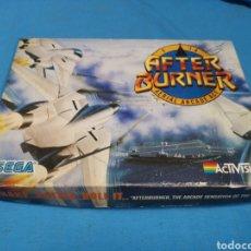 Videojuegos y Consolas: JUEGO COMMODORE 64, AFTER BURNER F-14 CON MANUAL DE INSTRUCCIONES. Lote 167985226