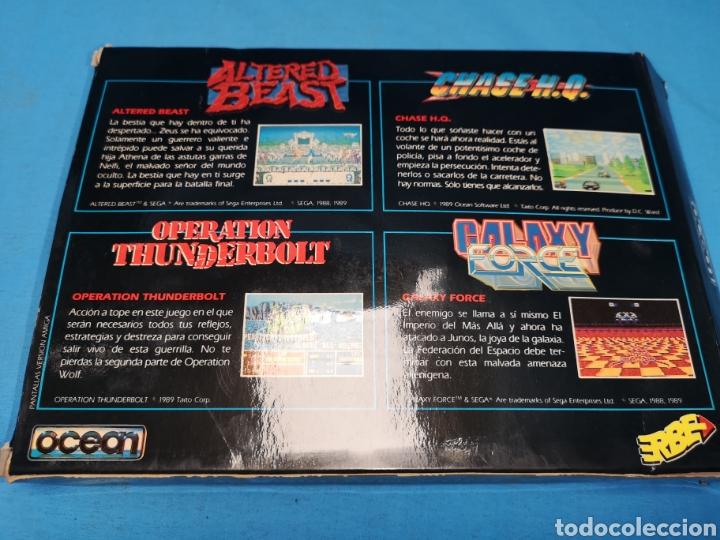 Videojuegos y Consolas: Juego Commodore 64, a toda máquina 2, by ocean, 3 cintas con manual - Foto 3 - 168025274