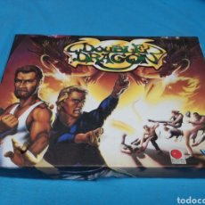 Videojuegos y Consolas: JUEGO COMMODORE 64, DOUBLE DRAGON, CON MANUAL. Lote 168025896