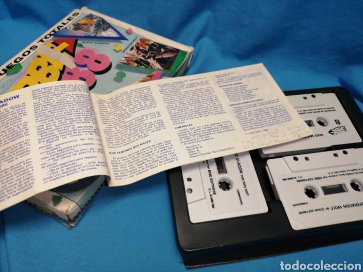 Videojuegos y Consolas: Juego Commodore 64, erbe 88, 3 cintas y manual - Foto 5 - 168026442