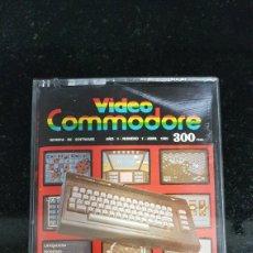 Videojuegos y Consolas: VIDEO COMMODORE 10 SUPERJUEGOS. Lote 169037218