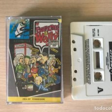 Videojuegos y Consolas: JUEGO EVERYONES A WALLY - COMMODORE 64 VIDEOJUEGO CASSETTE C64. Lote 169230740