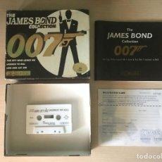 Videojuegos y Consolas: JUEGO THE JAMES BOND COLLECTION - COMMODORE 64 VIDEOJUEGO CASSETTE C64. Lote 169231500